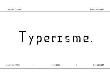 MBF Typerisme