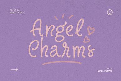 Angel Charms