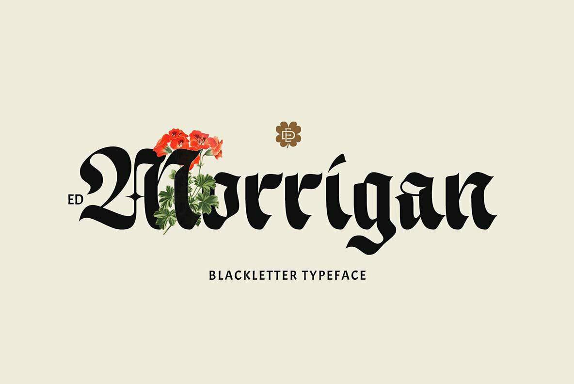 ED Morrigan