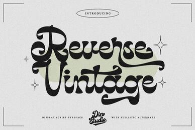 Reverse Vintage