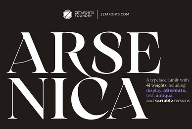 Arsenica