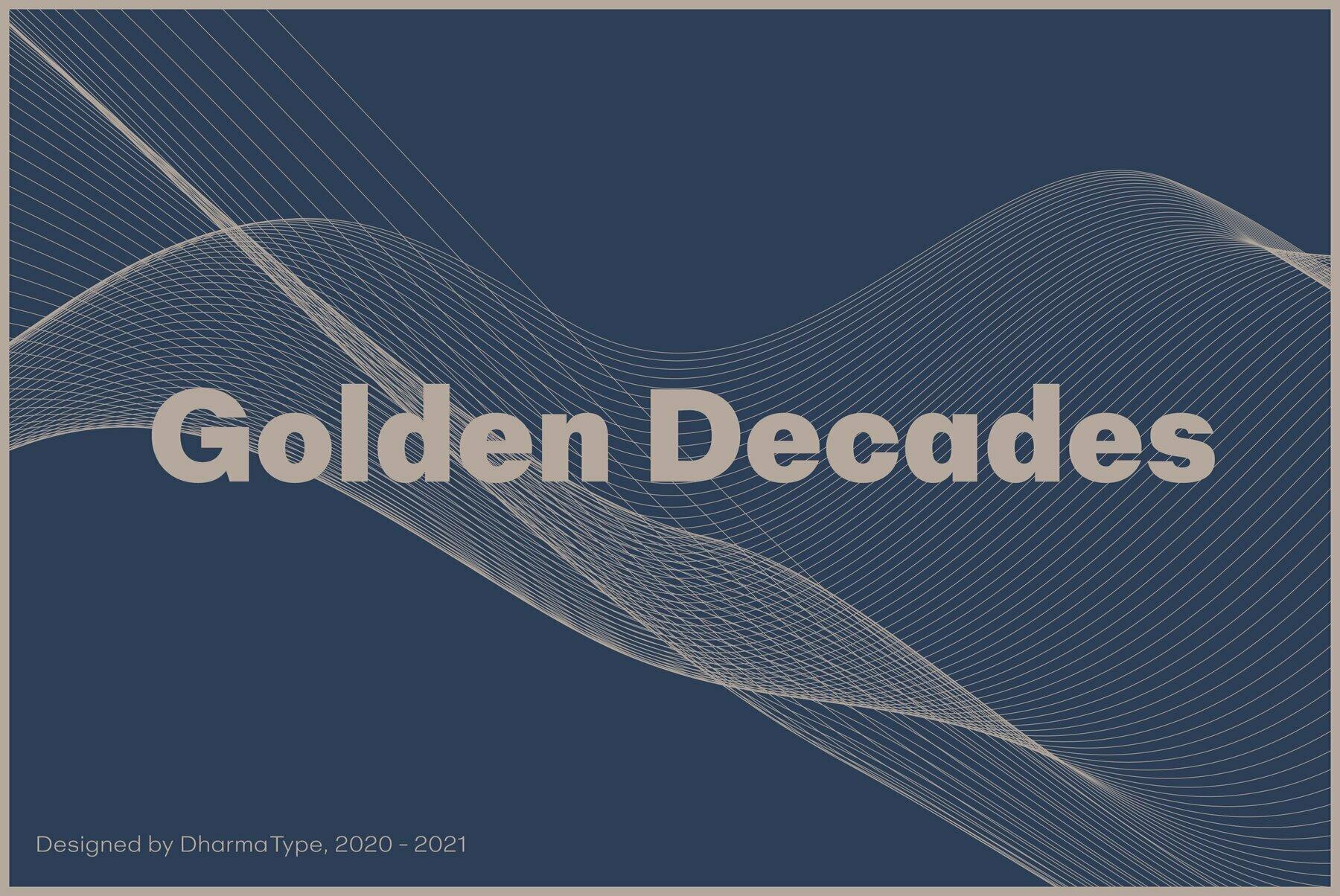 Golden Decades