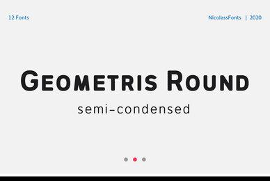 Geometris Round