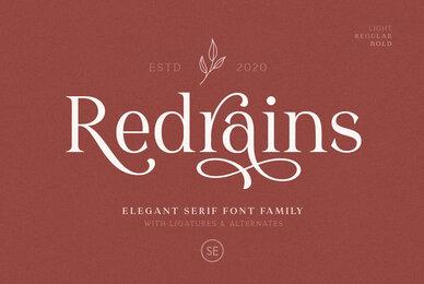 Redrains