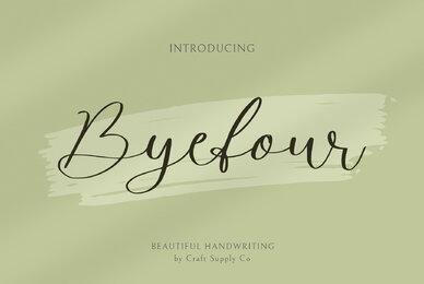 Byefour