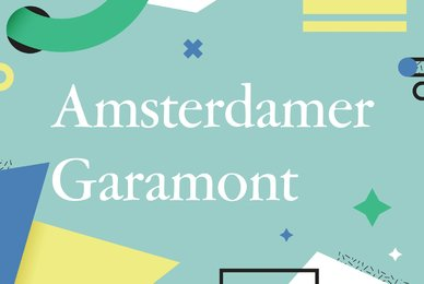 Amsterdamer Garamont