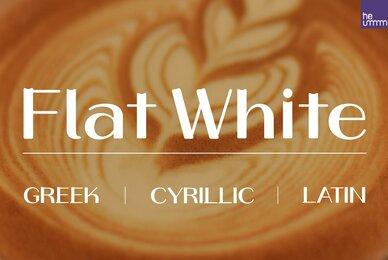 HU Flat White