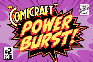 Comicraft Powerburst