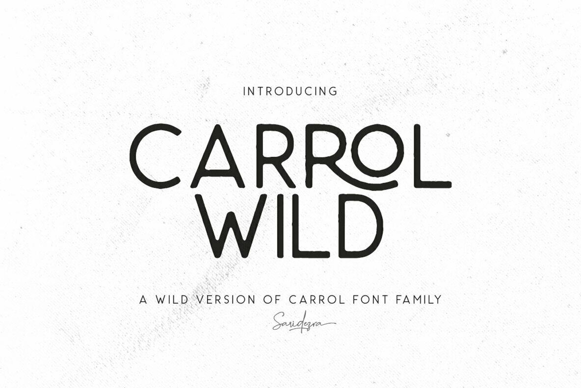 Carrol Wild