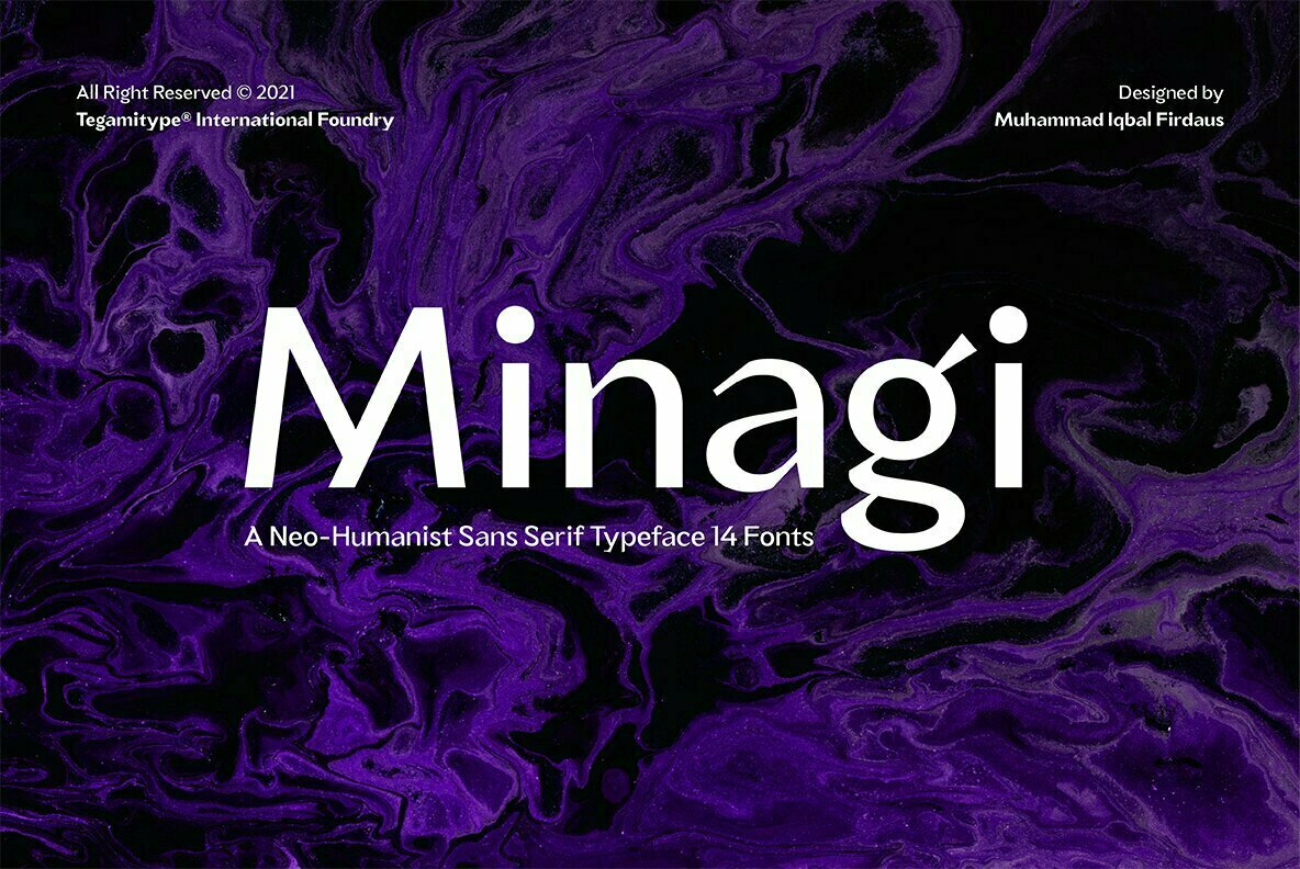 TG Minagi Sans