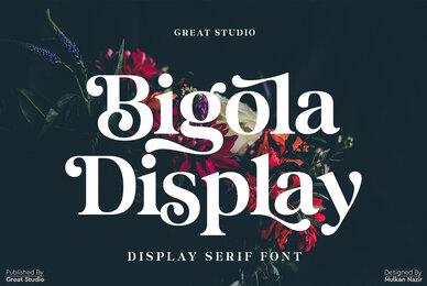 Bigola Display