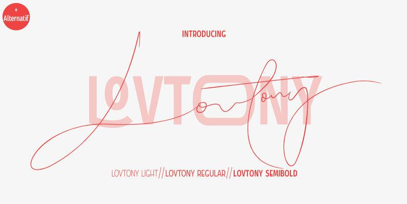 Lovtony