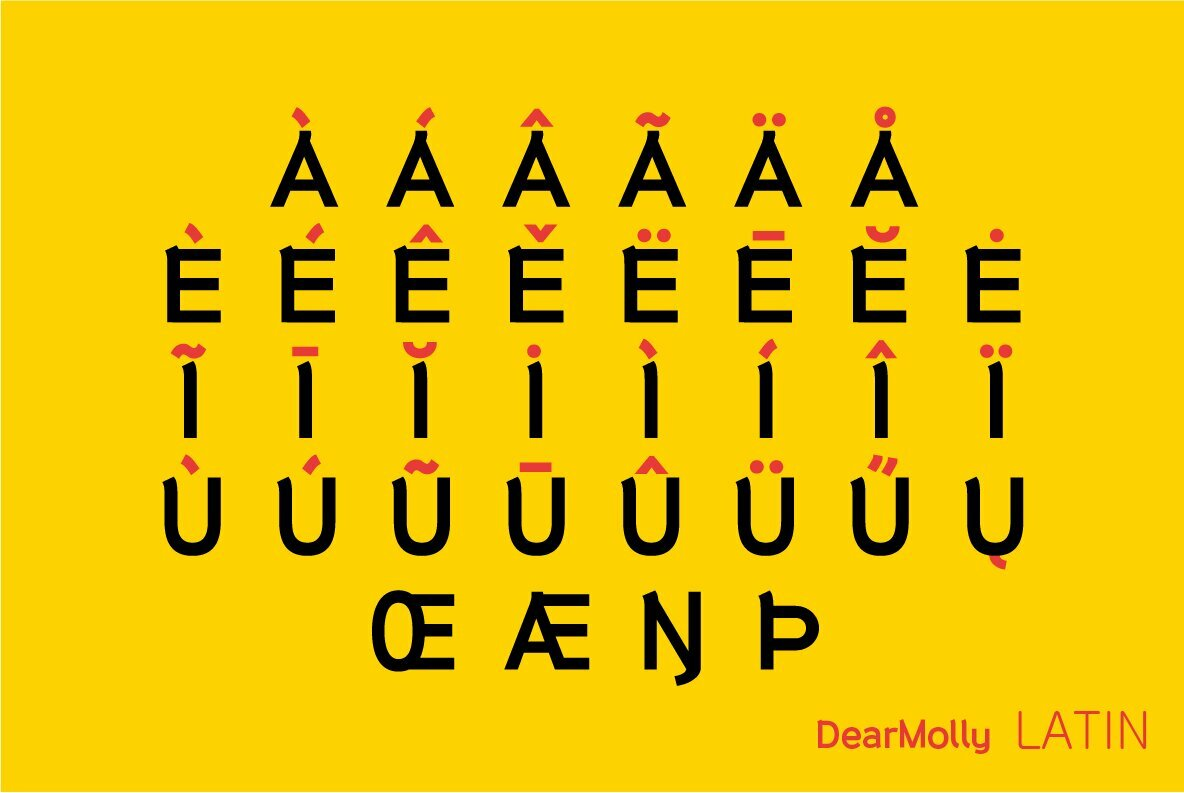 HU Dear Molly