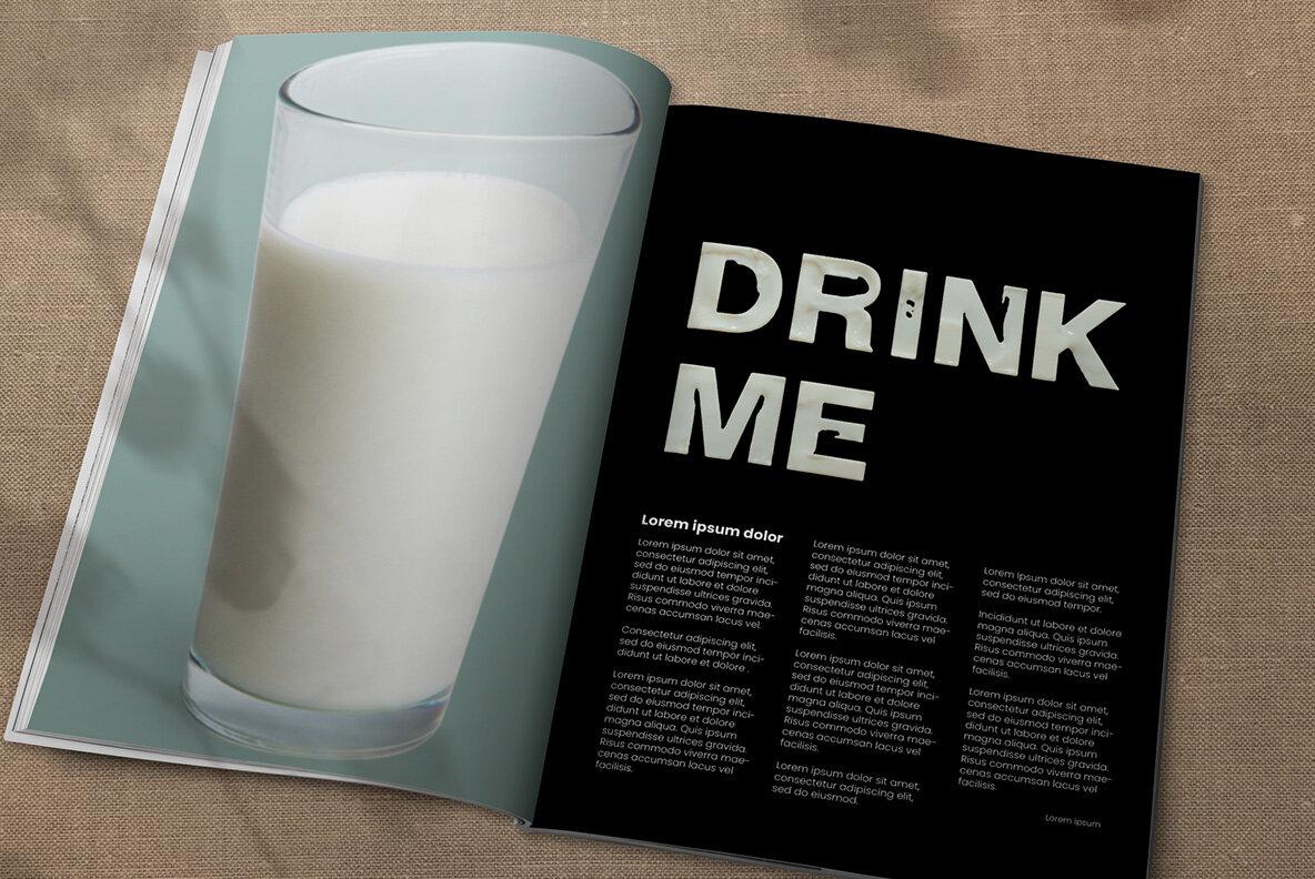 Milk Skimmed