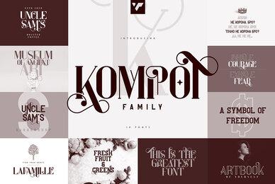 Kompot Family