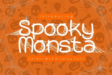 Spooky Monsta