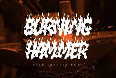 Burning Hammer