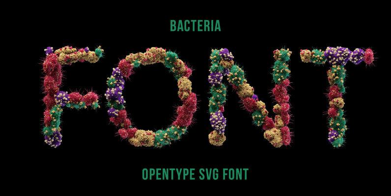 Bacteria SVG