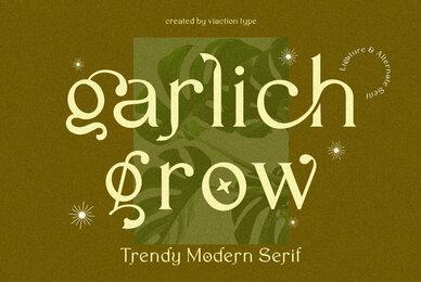 Garlich Grow