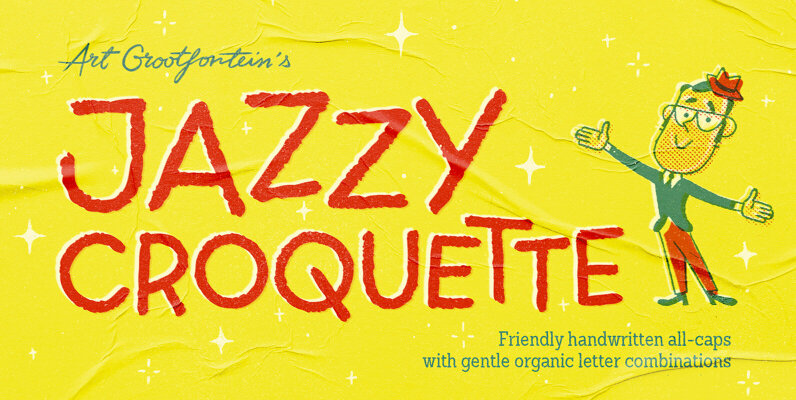 Jazzy Croquette