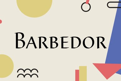 Barbedor