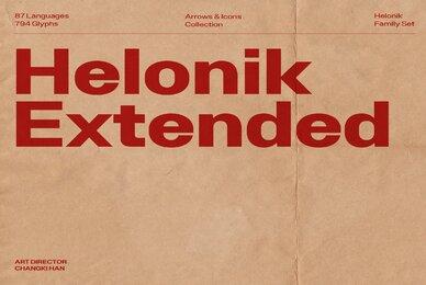 Helonik Extended