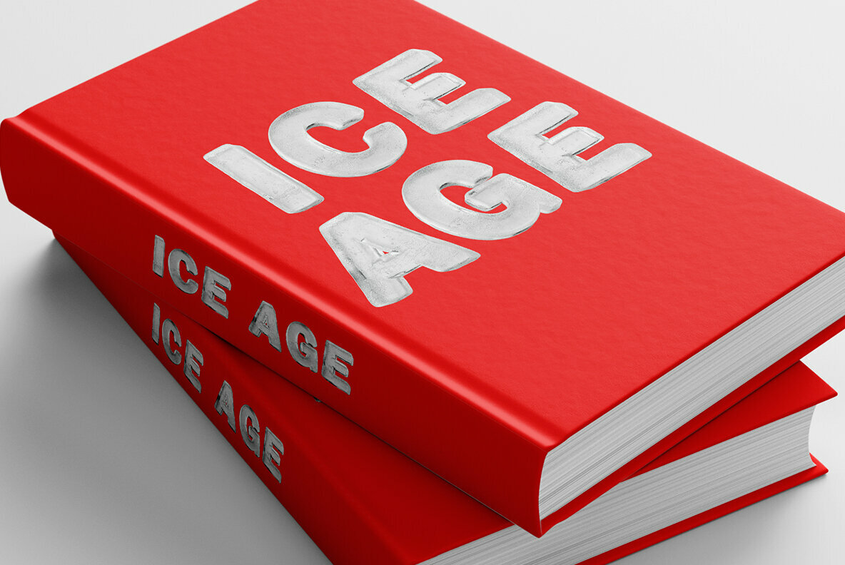 Clean Ice SVG Font