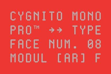 Cygnito Mono Pro