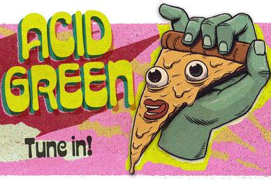Acid Green