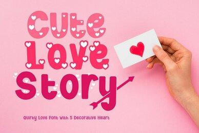 Cute Love Story
