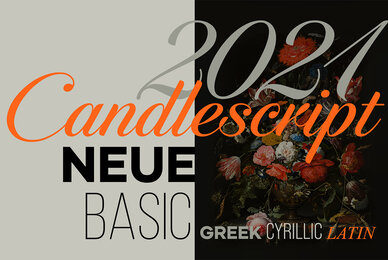 Candlescript Neue Basic