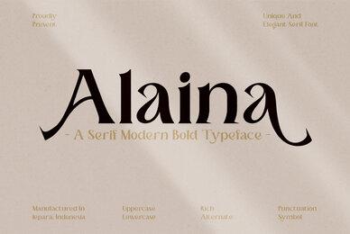 Alaina