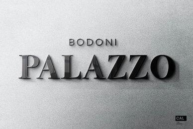 Bodoni Palazzo