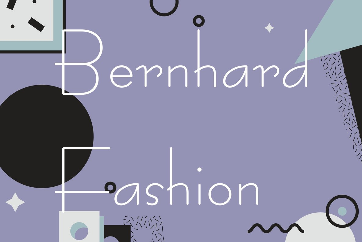 Bernhard Fashion