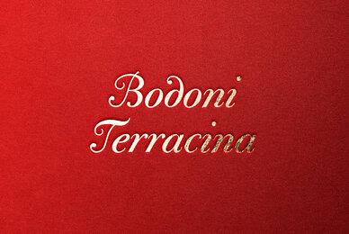 Bodoni Terracina