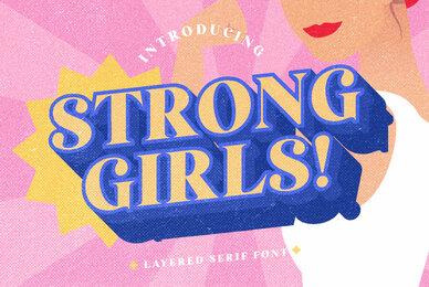Strong Girls