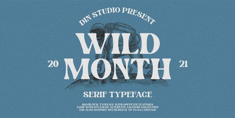 Wild Month