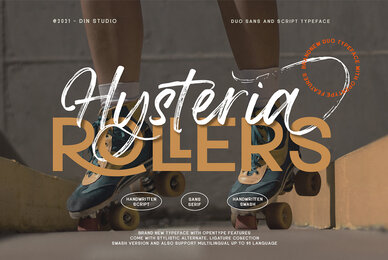 Hysteria Rollers