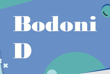 Bodoni