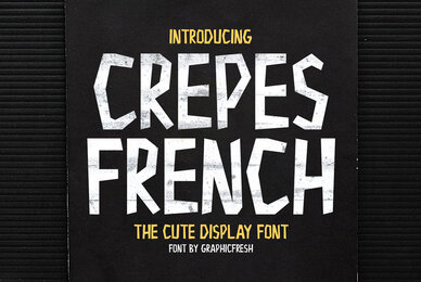 Crepes French