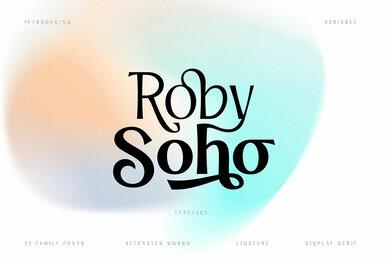 Roby Soho