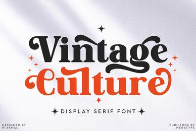 Vintage Culture