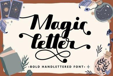 Magic Letter