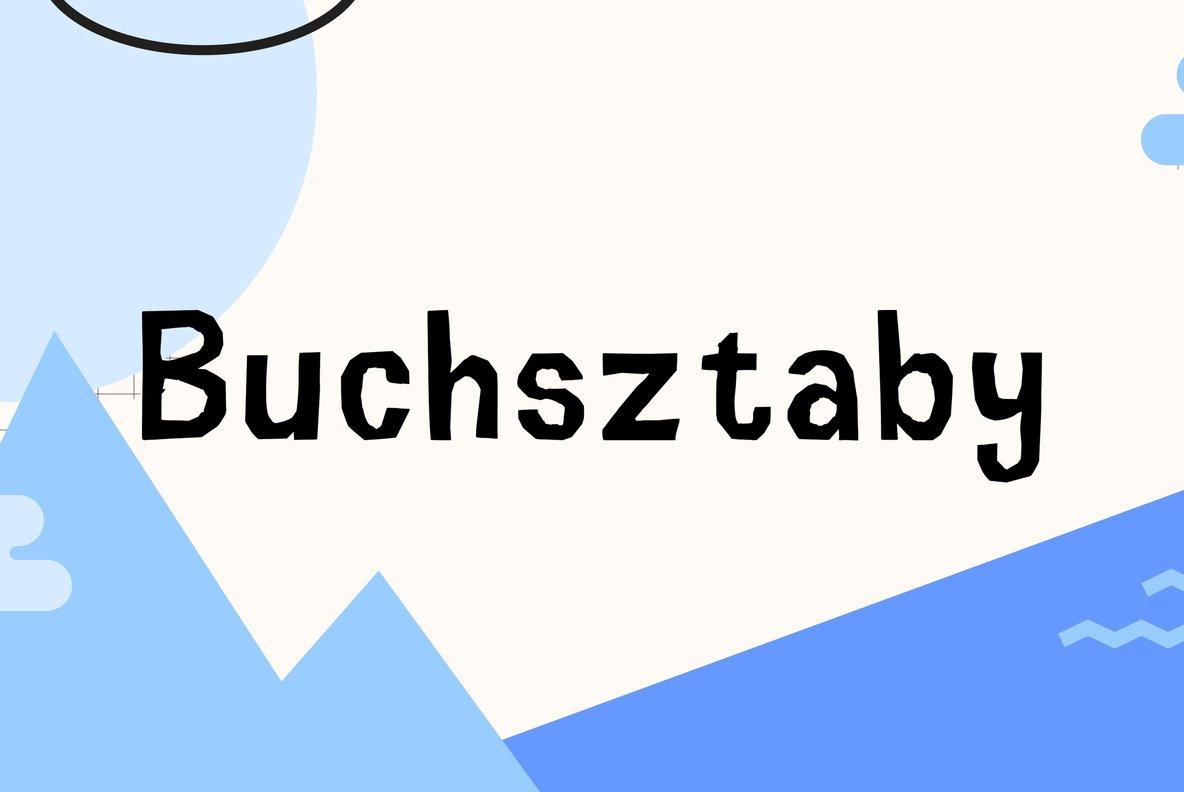 Buchsztaby