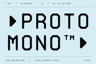 Proto Mono