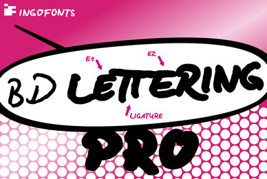 BD Lettering Pro