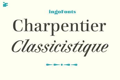 Charpentier Classicistique Pro