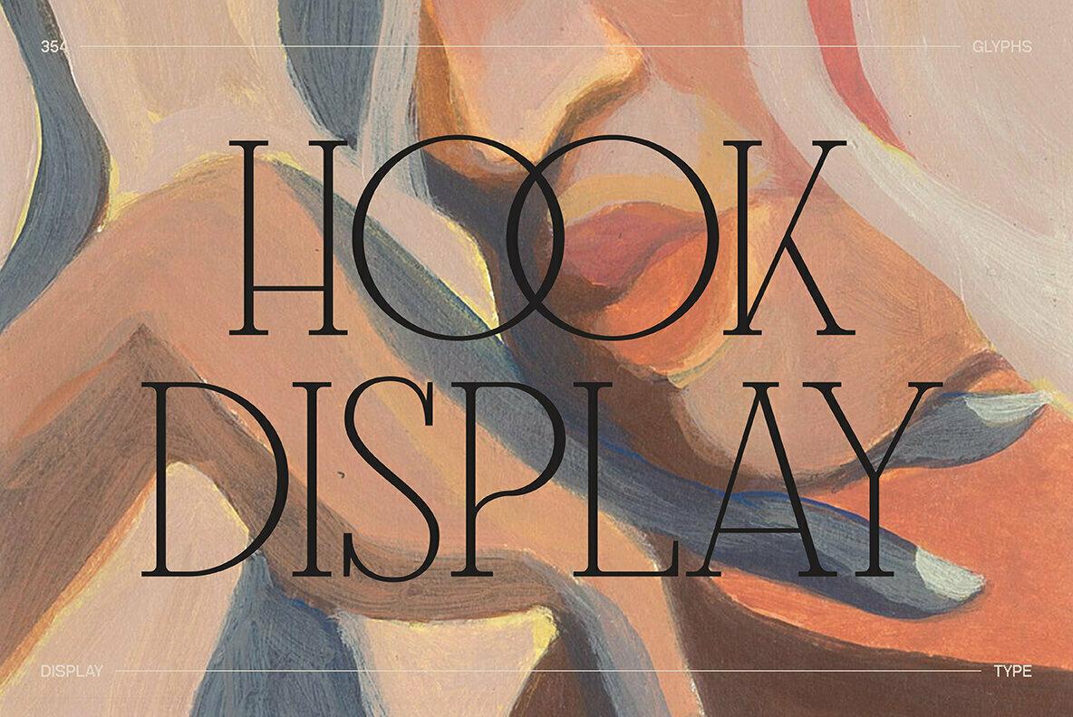 Hook Display