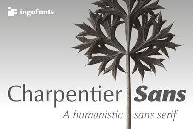 Charpentier Sans Pro