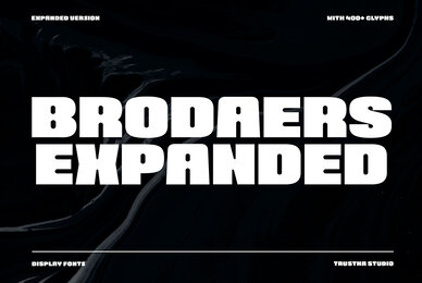 Brodaers Expanded